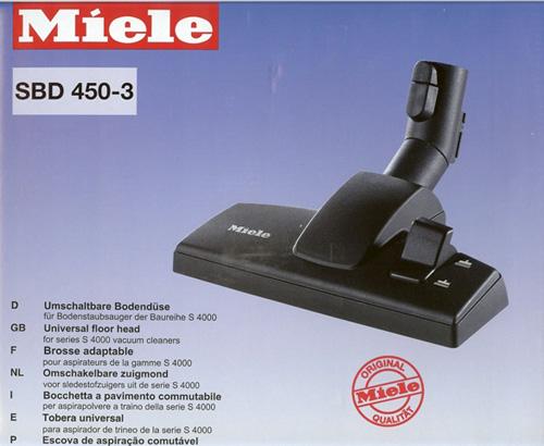 Vacshack Com Inc Miele Sbd 450 3 Universal Floor Head