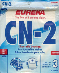 Eureka Style CN-2 Disposable Dust Bags 61990
