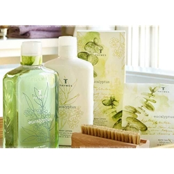 Thymes Eucalyptus Bath and Body Collection