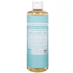 Unscented Baby-Mild Castile Liquid Soap - 16 oz.