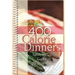 400 Calorie Dinners Cookbook