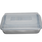 Rectangle Cake Pan with Lid