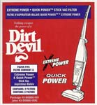 Dirt Devil F18 Extreme Power Stick Filter 3-SI0880-001