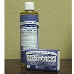 Dr. Bronner Pure-Castile Soap (Pepermint)