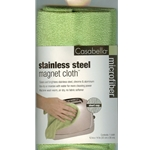 Casabella MicroFiber Atainless Steel Magnet Cloth