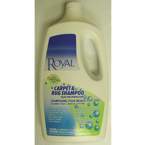 Carpet Rug and Uphostery Shampoo by Royal