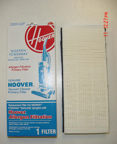 Hoover Bagless Primary Filter 40110008