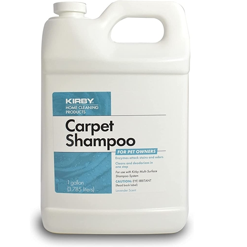 Kirby carpet shampoo - Kirby sentria 2 carpet shampoo system ...