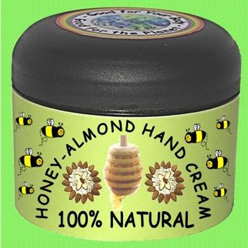 Hand Cream Honey Almond