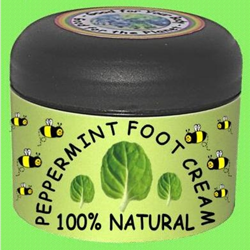 Foot Cream Peppermint