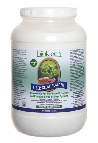BioKleen Fiber Glow Powder Carpet Cleaner 10 lb.