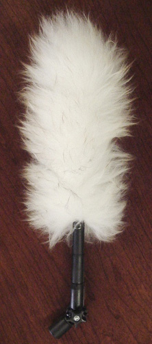 Lambswool Adjustable Angle Duster Head 14""
