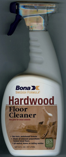 Bona Hardwood Floor Cleaner 32 oz.
