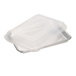 Baker's Quarter Sheet with Lid
