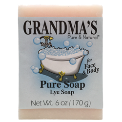 Grandmas Pure Lye Soap