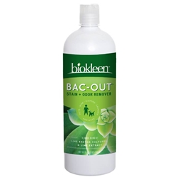 Biokleen Bac-Out Stain & Odor 32 oz.