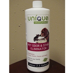 Pet Odor And Stain Eliminator By Unique