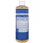 Dr Bronner's PureCastile Soap Peppermint