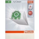 Miele U Bags Package of 4 Bags