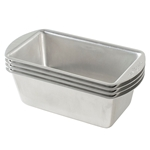 Mini Loaf Pans Set of 4