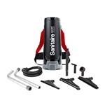 Quiet HEPA Backpack Vacuum SC535A
