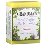 Grandmas Honeysuckle Herbal Soap