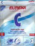 Eureka Style C Disposable Dust Bags 52318