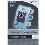 Electrolux S Bag Anti Odor Pet