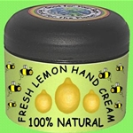 Hand Cream Fresh Lemon