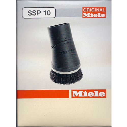 Miele Dusting Brush with Natural Bristles