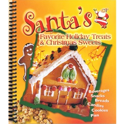 Santa's Favorite Holiday Treats & Christmas Sweets
