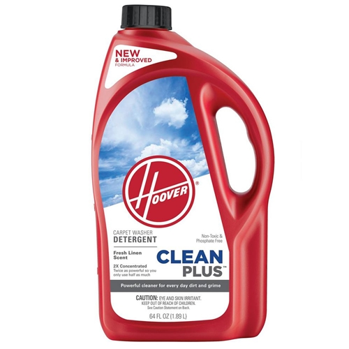 Hoover Clean Plus 2X Carpet Cleaner and Deodorizer