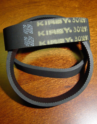Kirby Belts (Genuine) 301291 3 pack