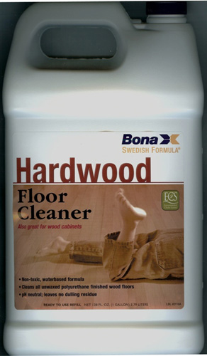 Bona Hardwood Floor Cleaner 128 oz.