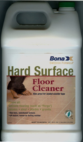 Bona Hard Surface Floor Cleaner 128 oz.